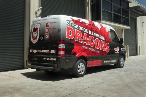 Dragons Street Impact
