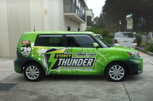 Thunder Street Impact