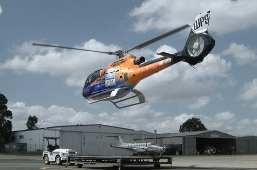 V8 Chopper Street Impact