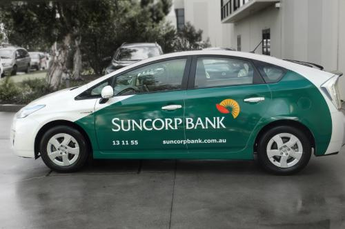 Suncorp Street Impact